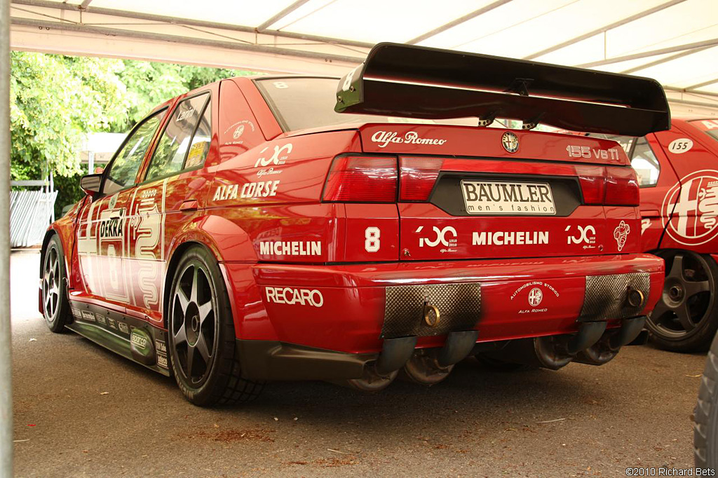 2009 Alfa Romeo 155 2.5 V6 TI DTM photo - 3