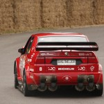 Alfa Romeo 155 2.5 V6 TI DTM 1993 Touring Car rear speed