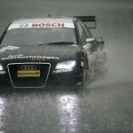 Audi A4 Quattro Touring Car rain (672x448)