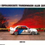 BMW M3 EVO Touring Car poster side (1024x727)