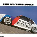 BMW M3 EVO Touring Car poster side low (1024x725)