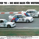 BMW M3 EVO Touring Car poster side multiple (1024x719)
