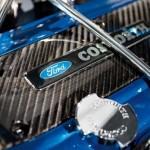 Ford Escort Cosworth Engine closeup