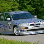 Ford Escort Cosworth MobilOne Rally Car low