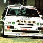 Ford Escort Cosworth Rally Car Aprimatic