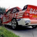 Ford Escort Cosworth Rally Car Bastos
