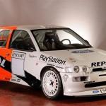 Ford Escort Cosworth Repsol Rally Car