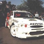 Ford Escort Cosworth Repsol Rally Car low