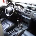 Ford Escort RS Cosworth interior
