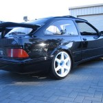 Ford Sierra RS500 cosworth black street spec alloy wheels