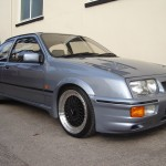 Ford Sierra RS500 cosworth moonstone