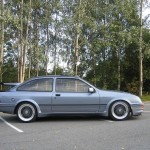 Ford Sierra RS500 cosworth moonstone street spec