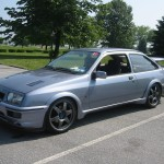 Ford Sierra RS500 cosworth moonstone street spec alloy wheels