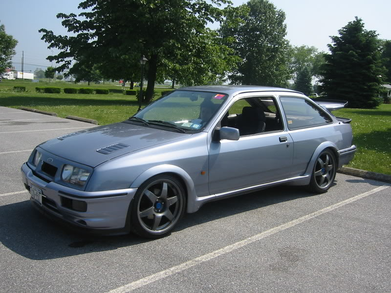 Ford Sierra Rs500 Cosworth Moonstone Street Spec Alloy
