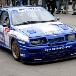 Ford Sierra RS500 cosworth touring car labatts