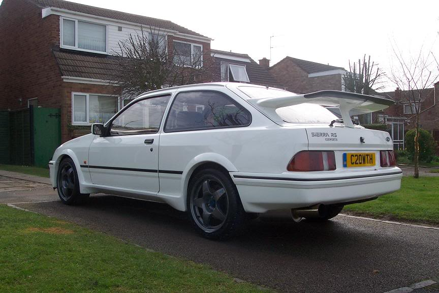 ford sierra cosworth rs pictures. Black Bedroom Furniture Sets. Home Design Ideas
