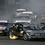 Mercedes C-Class AMG Touring Car front flames (500x326)