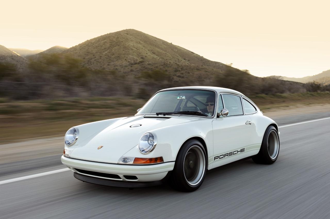 singer vehicle design porsche 911 964 2012 revival sports cars. Black Bedroom Furniture Sets. Home Design Ideas