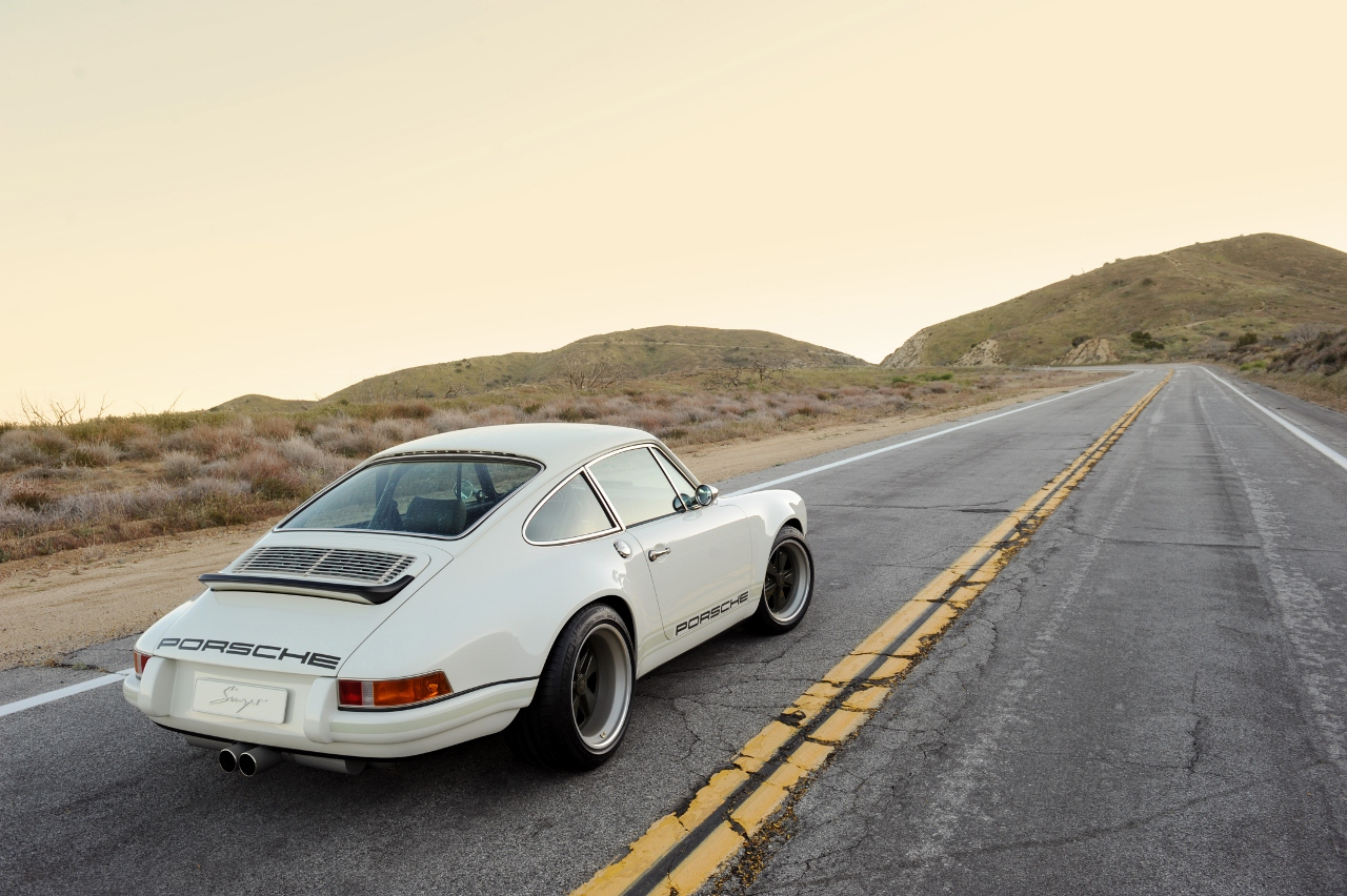 Singer Vehicle Design Porsche 911 964 2012 | Revival Sports Cars