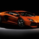 Lamborghini Aventador LP700-4 waiting list orange studio