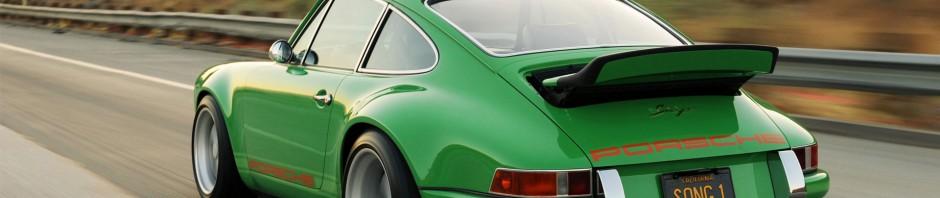 Singer Porsche 911 964 2011 Song 1