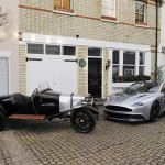 Aston Martin Vanquish Centenary Edition Sterling Silver