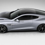 Aston Martin Vanquish Centenary Edition Sterling Silver side profile