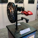 Autosport International AP Racing brake setup