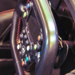 Autosport International BAC Mono steering wheel