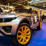 Autosport International Evoque racer