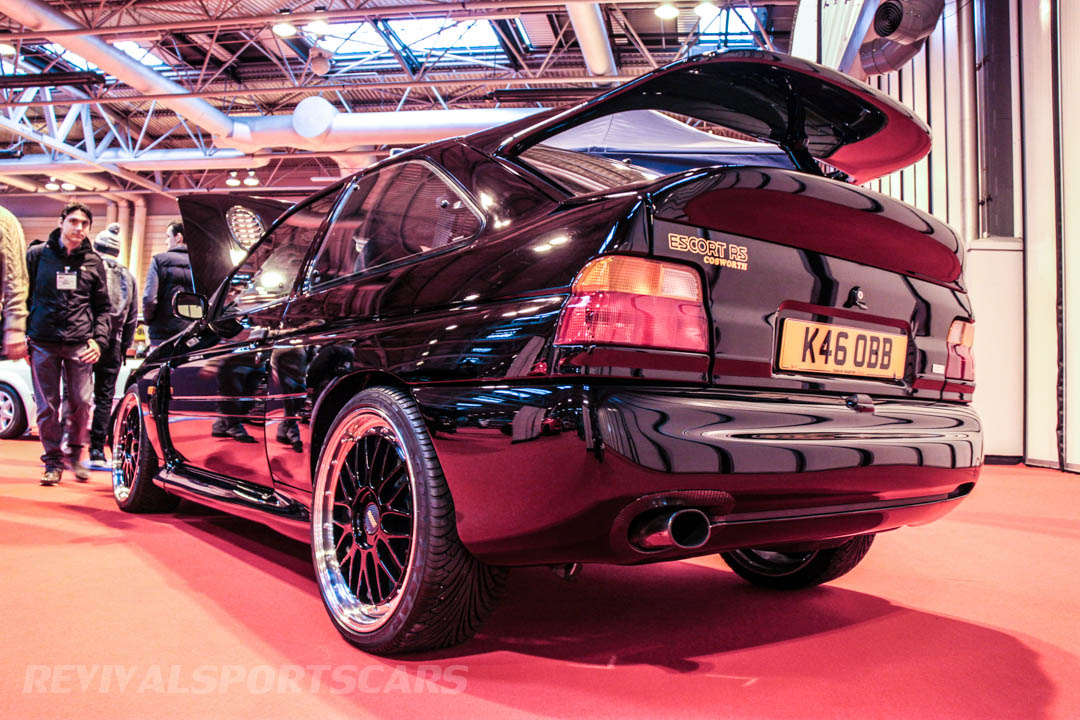 Autosport International Ford Escort RS Cosworth Turbo