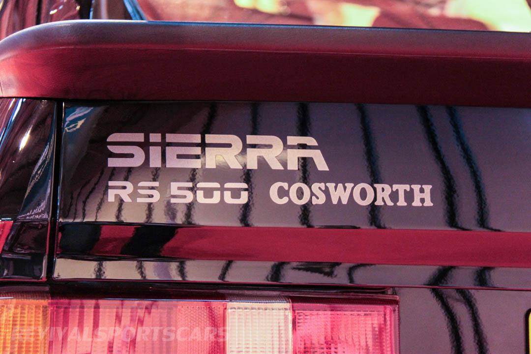 Autosport International Ford Sierra Cosworth RS500