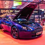 Autosport International GMR Aston Martin V8 Vantage supercharged
