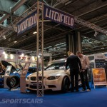 Autosport International Litchfield Stand