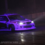 Autosport International Live Action Arena Team Japspeed Drift Show Subaru Impreza 1JZ front