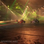Autosport International Live Action Arena lights