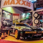 Autosport International Maxxis Drift Stand Nissan Silvia