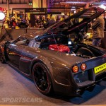 Autosport International Noble M600 carbonsport rear wraparound