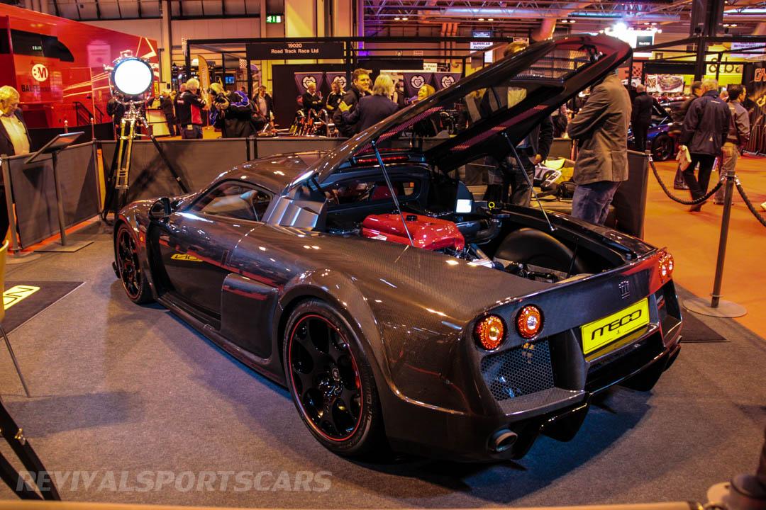 Autosport International Noble M600 carbonsport rear wraparound