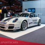 Autosport International Porsche 911 RS racing car
