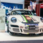 Autosport International Porsche 911 RS racing car low