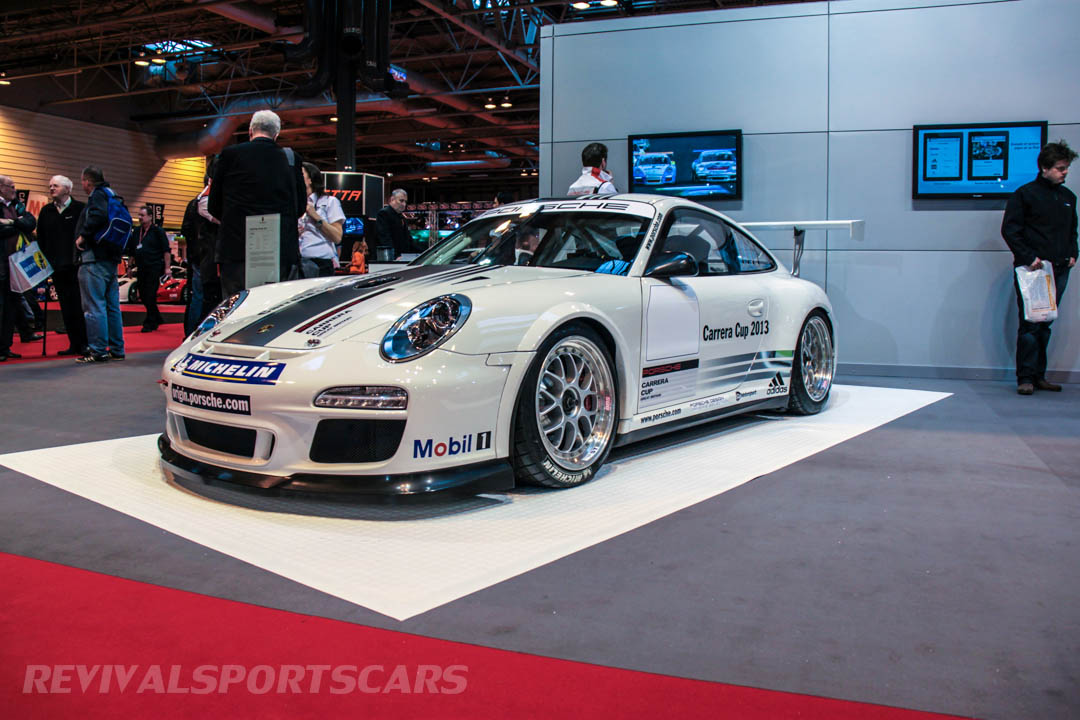 Autosport International Porsche 911 RS racing car