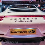 Autosport International Porsche 991 911 Carrera 4S rear