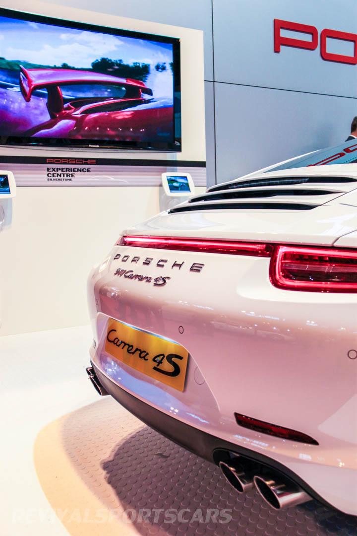 Autosport International Porsche 991 911 Carrera 4S