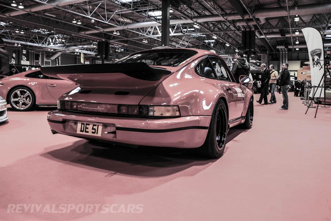 Autosport International RUF Porsche 911 Rear