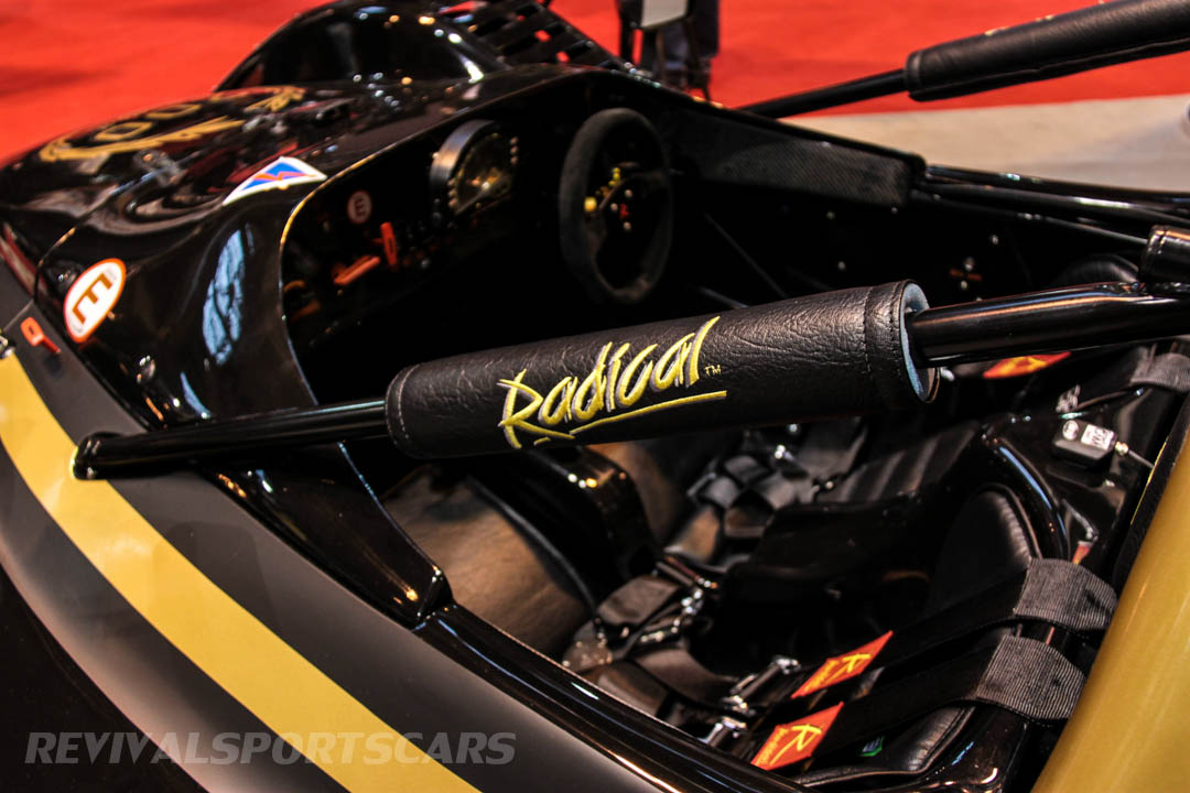 Autosport International Radical Racer closeup