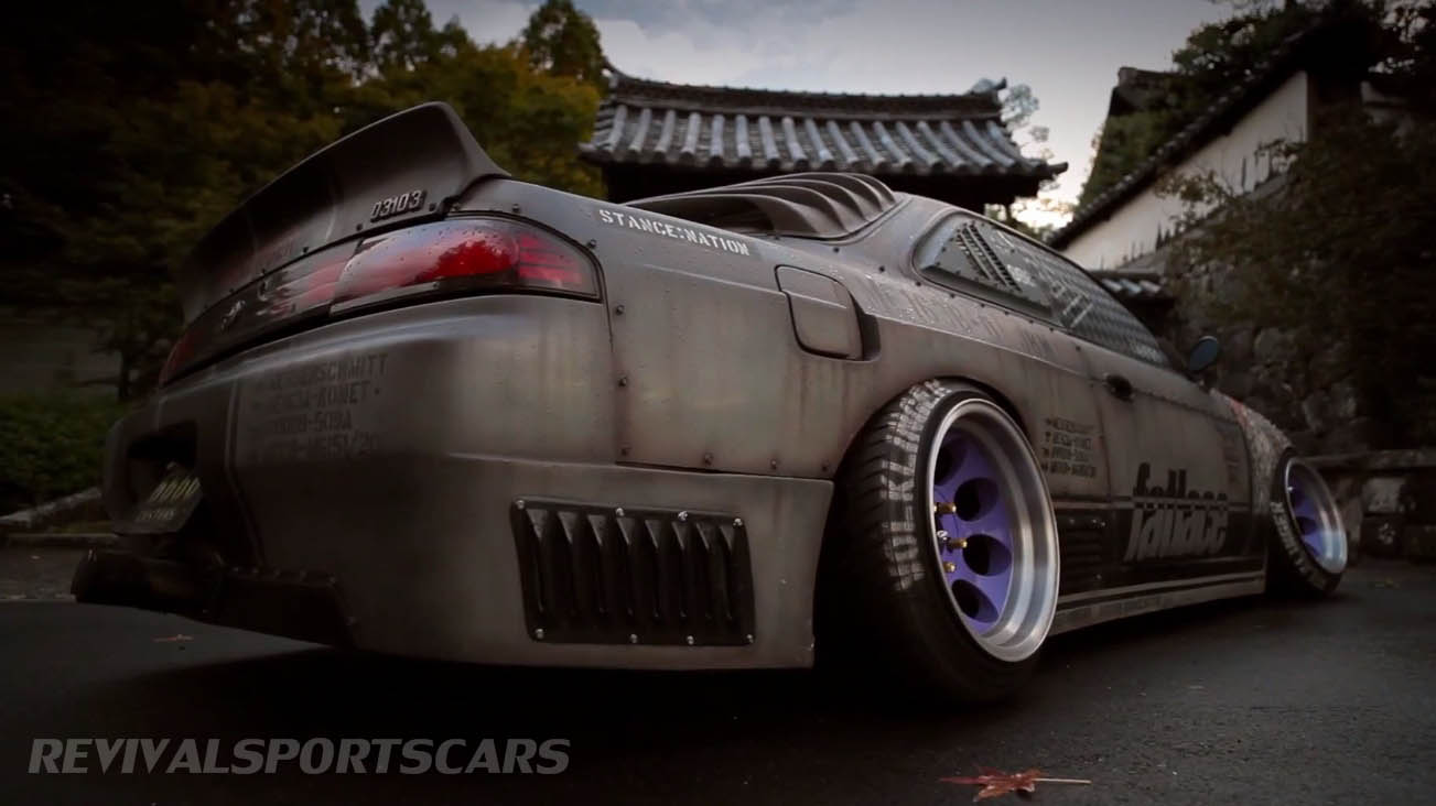 The Military Nissan Silvia S14 Revival Sports Cars
