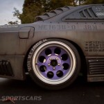 Military Spec Nissan Silvia S14 6666 Customs Stance Nation Side detail low