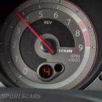 Nissan 370Z Nismo UK European Edition interior new dials rev counter match red
