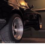 Porsche 911 1973 RSR Jack Olsen double garage workshop industrial hydraulic lift table car ramp side